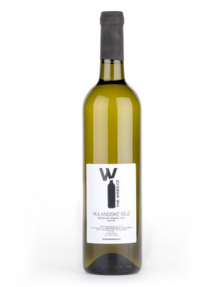 Rulandské bílé – moravské zemské víno THEWINES.CZ