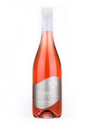 Cabernet Moravia rosé Frizzante – Moravské zemské víno 2017 RÉVA RAKVICE
