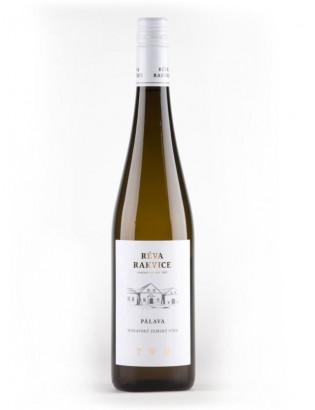 Pálava – moravské zemské víno 2016 RÉVA RAKVICE