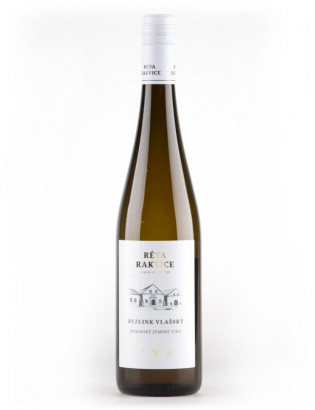 RYZLINK VLAŠSKÝ – moravské zemské víno 2016 RÉVA RAKVICE