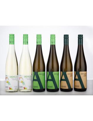 Degustační balíček Rakouských veltlínů z Kremstalu